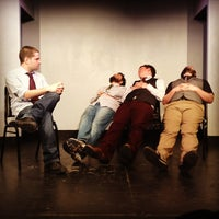 Photo taken at Magnet Theater by Brendan J. on 3/29/2013