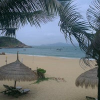 Photo taken at Life Wellness Resort Qui Nhon by Marcel V. on 9/9/2013