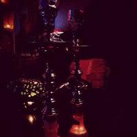 Photo taken at Azuza Hookah Lounge & Cafe by Azuza H. on 12/10/2012