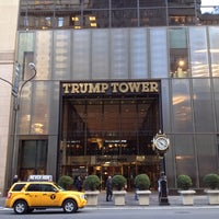 Photo taken at Trump Tower by Martin v. on 10/24/2013