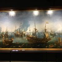 Photo taken at Het Scheepvaartmuseum by Tiziana P. on 4/24/2017