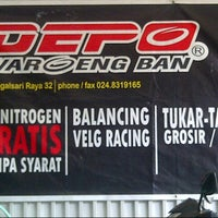 Photo taken at Depo Waroeng Ban by dicky a. on 6/20/2013