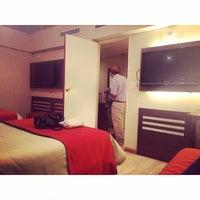 Photo taken at Regente Palace Hotel by Aldana A. on 1/18/2015