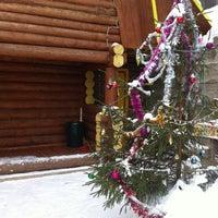 Photo taken at Банный Комплекс Купель by K🐍eniya G🌞ld on 1/7/2014