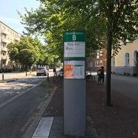 Photo taken at Skvadronsgatan (B) by Maria E. on 7/20/2017