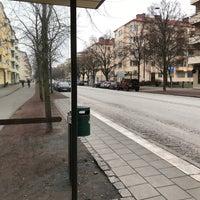 Photo taken at Skvadronsgatan (B) by Maria E. on 3/29/2017