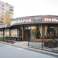 Das Foto wurde bei Таверна на Карпинского von Паркинг P. am 11/7/2013 aufgenommen