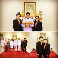 Photo taken at Royal Ceremonial Affairs Division by Wisanoo K. on 9/22/2016