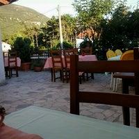 Photo taken at Restoran Antonio by Domagoj O. on 7/30/2013