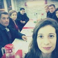 Photo taken at Kokoreççi Hasan Usta by Gizem G. on 2/1/2015