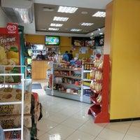 Photo taken at Posto Pegoraro by Paulo Karling on 9/17/2013