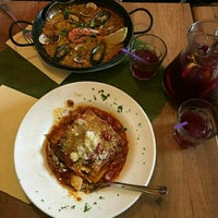 Foto tirada no(a) Tuscania Food & Wine por Mme B. em 4/7/2017