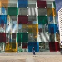 Foto tomada en Centre Pompidou Málaga por El V. el 4/26/2017