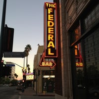 Photo taken at The Federal Bar by Hal L. on 10/29/2012