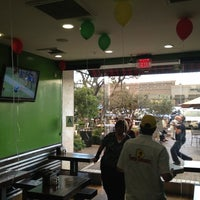 Photo taken at Fresh Brothers by Hal L. on 10/12/2012