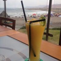 Photo taken at Monkey Beach Club Ilo by Emely R. on 1/4/2014