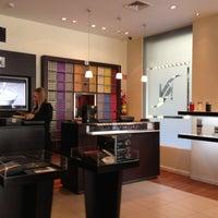 Photo taken at Boutique Nespresso by Pietro Ezio Z. on 2/6/2013