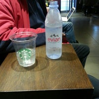 Photo taken at Starbucks by Kerem E. on 11/17/2015