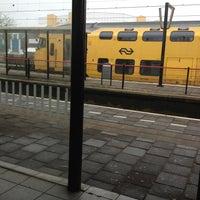Photo taken at Station Helmond by Ton J. on 5/13/2013