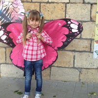 Photo taken at тропические бабочки by Евгения М. on 9/17/2014