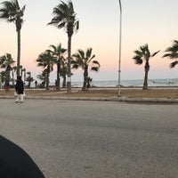 Photo taken at Flamingo 8 Plajı by Volkan K. on 8/25/2018