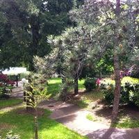Photo taken at Parc Thermal by KOLHPM63 on 5/24/2013