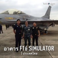 Foto scattata a Wing 1 Royal Thai Air Force da ๏̯͡๏por il 1/28/2013