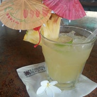 Photo taken at Tiki Bar by Rebecca R. on 8/25/2013
