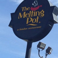Photo taken at The Melting Pot by Trevor C. on 9/8/2013