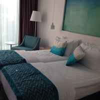 Photo taken at Hotel Mlini by Nagy N. on 9/12/2015