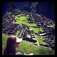 Foto scattata a Machu Picchu da Barbara T. il 4/21/2014