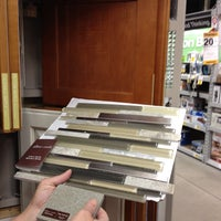 Photo taken at Lowe's Home Improvement by Mary B. on 1/18/2014