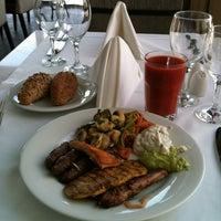 5/1/2014 tarihinde Koray K.ziyaretçi tarafından Rixos Premium Mosaic Restaurant'de çekilen fotoğraf
