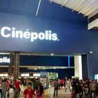 Photo taken at Cinépolis by Marco R. on 1/5/2014