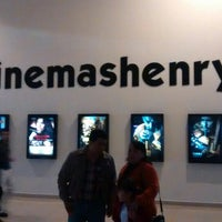 Photo taken at Henry Cinemas by Marco R. on 8/31/2014