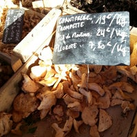 Photo taken at Marché de la Petite Hollande by Pascal C. on 11/30/2013