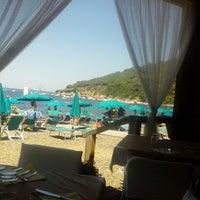 Photo taken at Spiaggia Bagnaia by Conforto L. on 8/3/2013