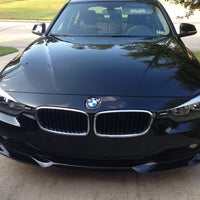Photo taken at BMW of The Woodlands by Cheryl S. on 8/18/2014