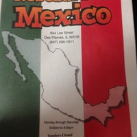 Photo taken at Mexico Restaurant by Jeremy S. on 10/29/2013