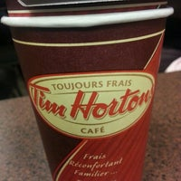 Photo taken at Tim Hortons by Shayna H. on 9/7/2013
