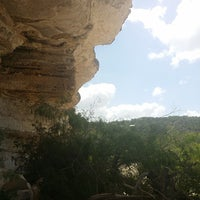 Photo taken at Barton Creek Greenbelt East by Mike H. on 9/1/2014