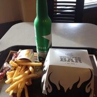 Photo taken at Burger King by Michael C. on 10/1/2012