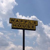 Photo taken at Waffle House by Sam P. on 6/17/2013