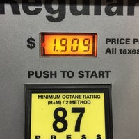 Photo taken at Phillips 66 by Pat T. on 10/16/2015