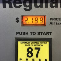 Photo taken at Phillips 66 by Pat T. on 10/8/2015