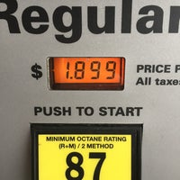Photo taken at Phillips 66 by Pat T. on 10/27/2015
