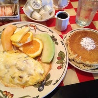 Photo taken at Egg'lectic Cafe by Pat T. on 11/16/2013