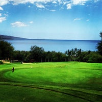 Photo taken at Wailea Golf Club by David E. on 6/30/2013