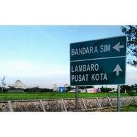 Photo taken at Banda Aceh by Hendru P. on 8/6/2014
