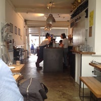 Photo taken at Store Street Espresso by Keith F. on 11/2/2014